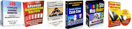 Thumbnail Webmaster Complete Google SEO Package