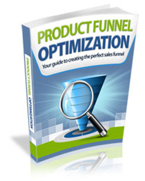 Product picture Internet Marketing Product Sales Funnel